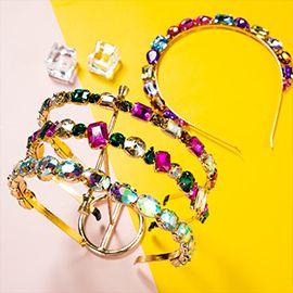 Bejeweled Headband