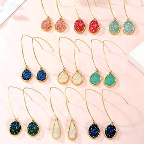 Resin Earrings