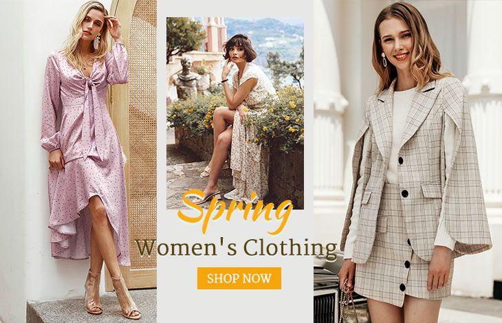 Spring Women's Clothes