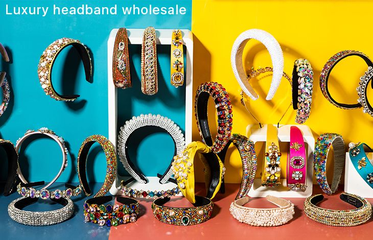 Luxury Headband Wholesale