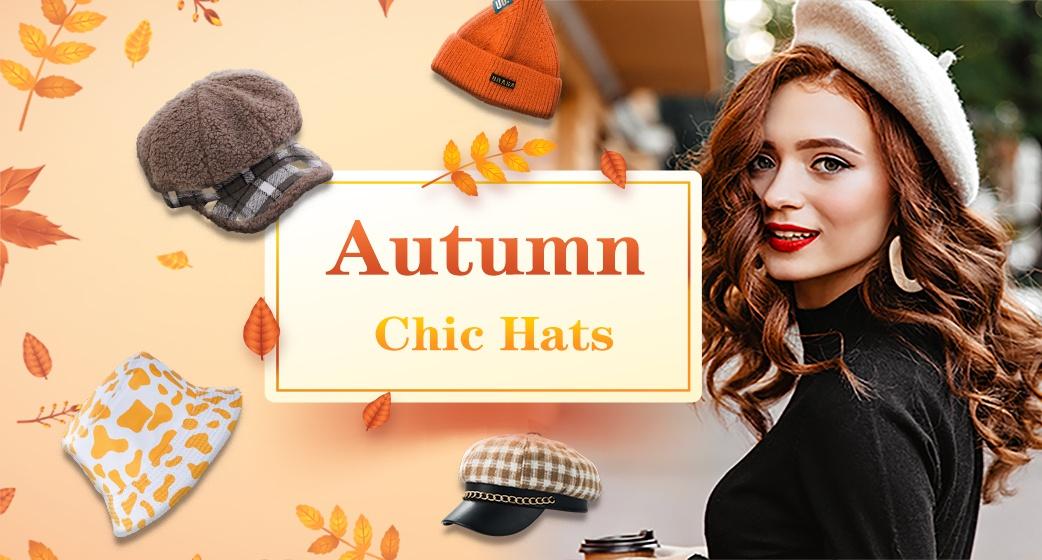 Autumn Hats