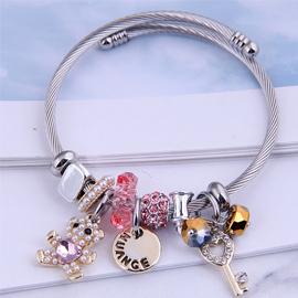 Titanium & Stainless Jewelry