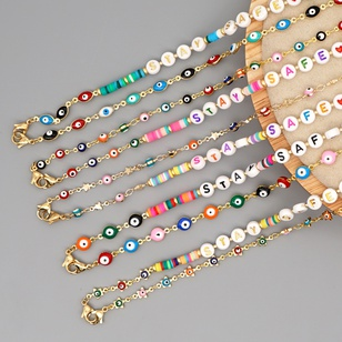 Collares De Letras