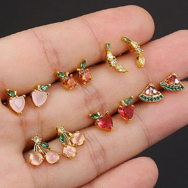 Fruit Jewelry