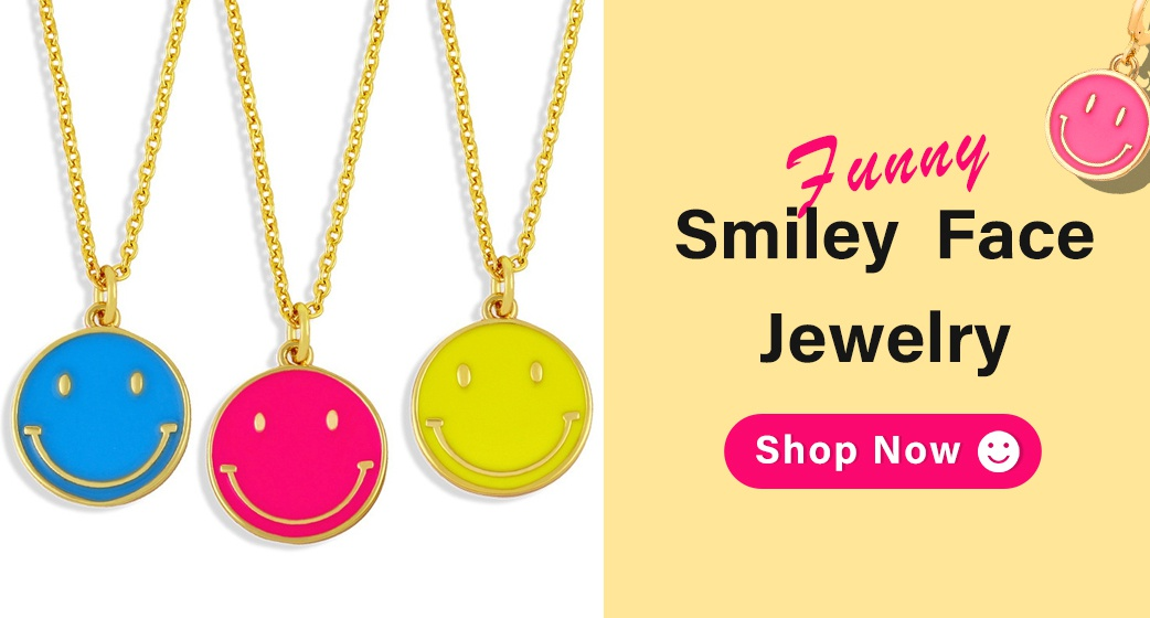 Smiley Face Jewelry