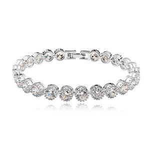 Zircon Bracelet - Stars shine ( White ) 8320