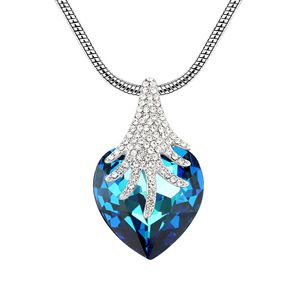 Austrian imitated crystal necklace - Forest Rhapsody ( Blu-ray ) 6923