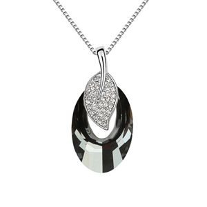 Austrian imitated crystal necklace - Rather critical ( Alloy Shade ) 6582