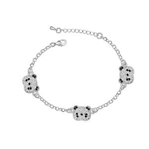 Austrian imitated crystal bracelet - Cubs 3405