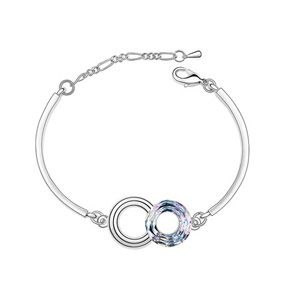 Austrian imitated crystal bracelet - Tomorrow ( Purple ) 2400