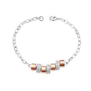 Austrian imitated crystal bracelet  Strung memories 2020