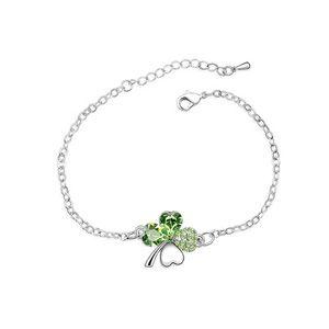 Austrian imitated crystal bracelet  Olives 1896
