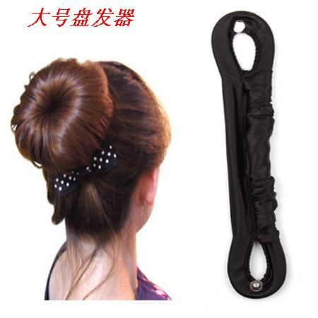 ( large size )  With button buds head dish hair tool 209183