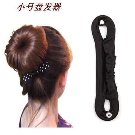 small size  With button buds head dish hair tool 209184