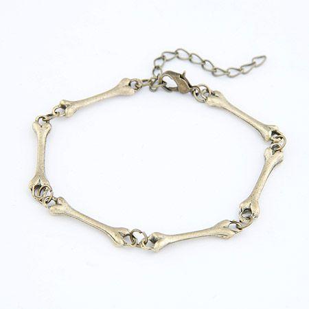 Occident fashion  Classic unique bone bracelet 208825