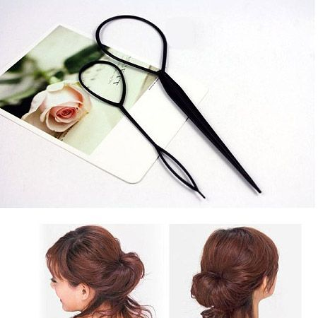 Set price magic hair stick ( set include one big and one small ) 207429