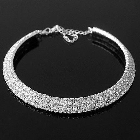 Home temptation short necklace  bridle necklaces  198673