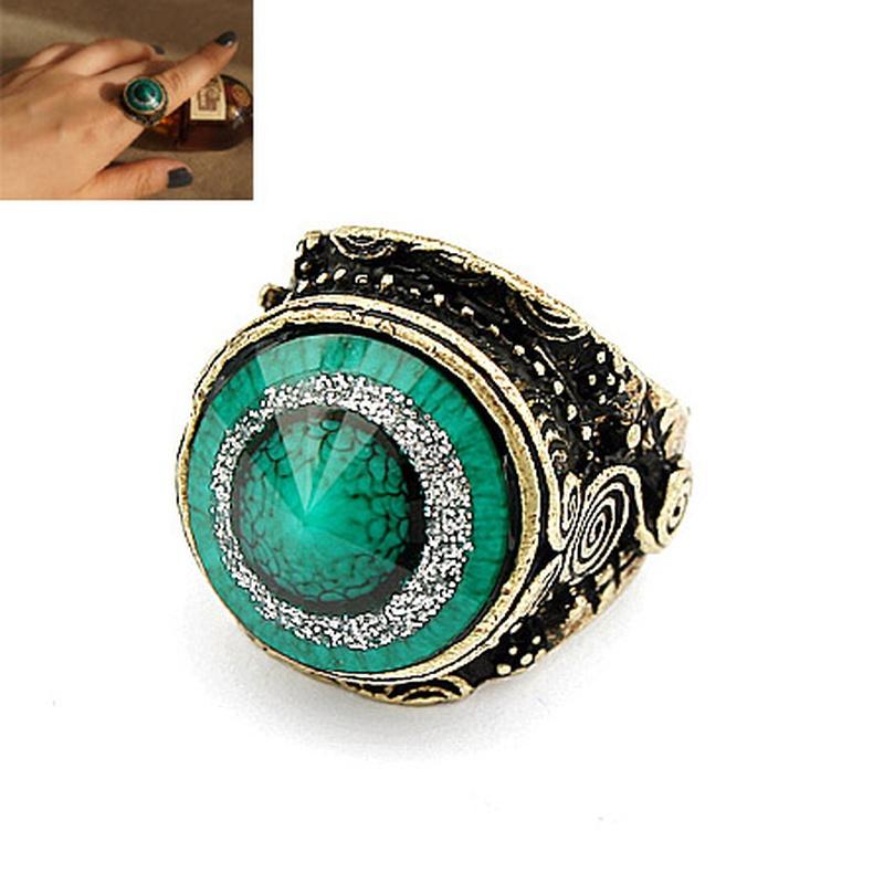 Vintage cone ring 187612