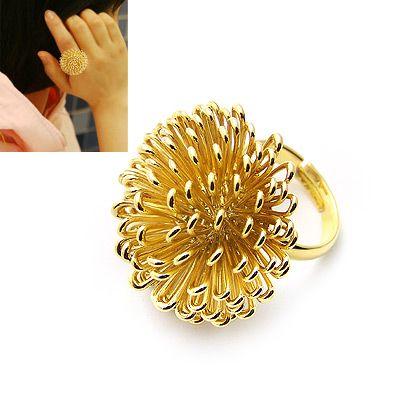 Lovely dandelion ring 153430