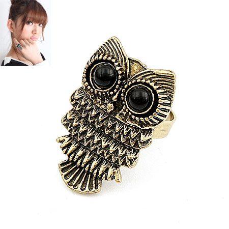 classic owl rings 186669