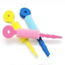 3 unit price  Pop Star color sponge hair stick 207431