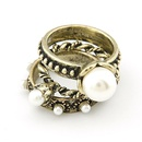 Classic Beads multilayer easy match ring 200529