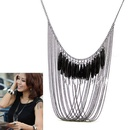 Fashion  Multilayer tassel necklace 172956