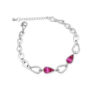 Austria Imitated crystal Bracelet - For your love ( Purple ) 12643