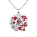 Austria Imitated crystal Necklace  Color  17671