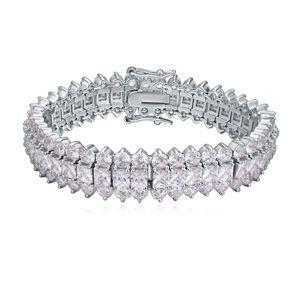 AAAgrade zircon charm bracelet  18650