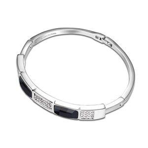 Austrian imitated crystal bracelet - Chihiro 1000 dream ( Black ) 13653