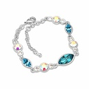 Austrian imitated crystal bracelet  Shiny Life  Lavender  13678