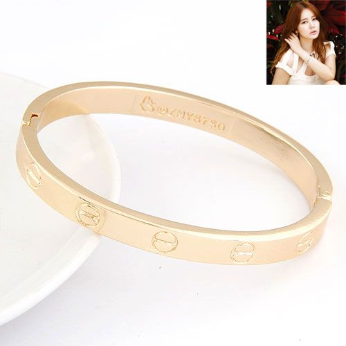 EXQUISITE LOVE series forever ring bangle ( alloy ) 212439