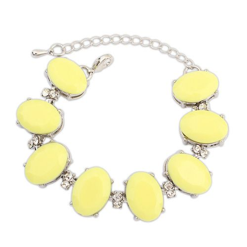 Occident fashion Bohemian style new bracelet ( yellow ) 7108539