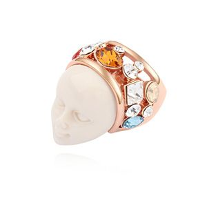 Austrian Imitated crystal Ring  Color Color 15723