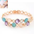 sustaining brightness alloyEXQUISITE Occident fashion graceful bright bracelet 217157