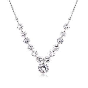 AAA grade zircon necklace  Ya Yan  16497