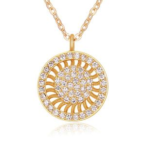 AAA level micro inlaid CZ Necklace 18521