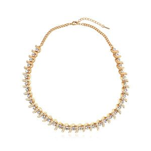 Austria Imitated crystal Necklace 18356