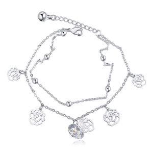 Austrian imitated crystal bracelet  gentle love First 21999