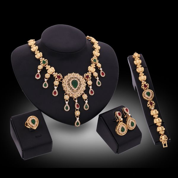 KC alloy Rhinestone Zircon sets NHXS0274