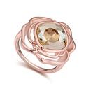 Austrian Imitated crystal Ring 19285