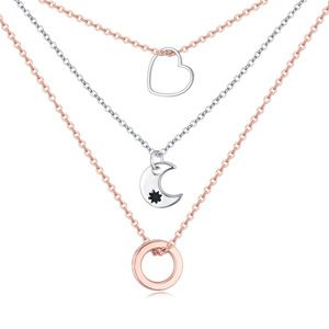AAA grade CZ necklace 19423