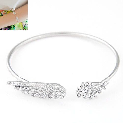 Korean Alloy rhinestone bracelets NH220780