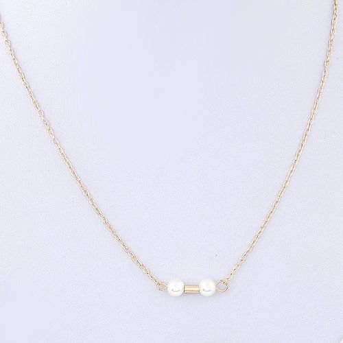 Occident Alloy necklaces NH220763