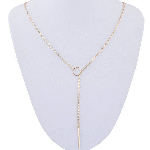 Occident Alloy necklaces NH220762