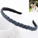 Korean Alloy beads Hair Accessories NH220712