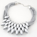 Europe and the trend of fashion accessories collar necklace 222836
