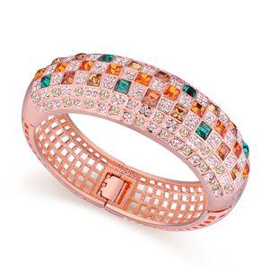 Austrian imitated crystal bracelet    21191
