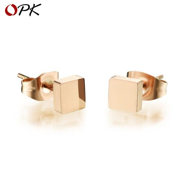 alloy plating Earrings (Earrings) NHOP1177
